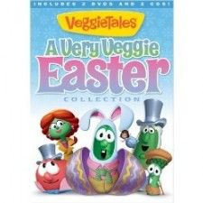 A Very Veggie Easter Collection Veggie Tales Veggietales Easter Gifts For Kids