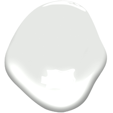 Benjamin Moore Aura Paint Pure White Used As A Base