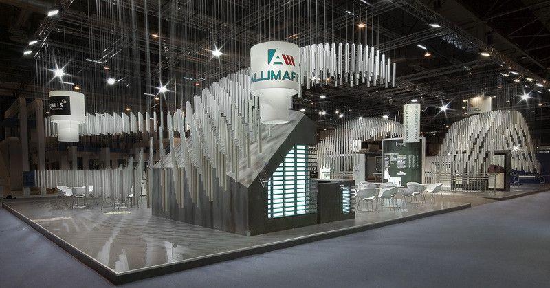 Expo Stands Montajes 2003 S L : Estudio atrium s l ofrece diseño y montaje de stands