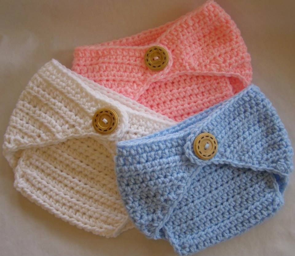 Nappy covers | !!! CHILDREN CROCHET !!! | Pinterest | Crochet and ...
