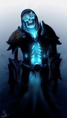 ghost dwarf fantasy art - Google Search