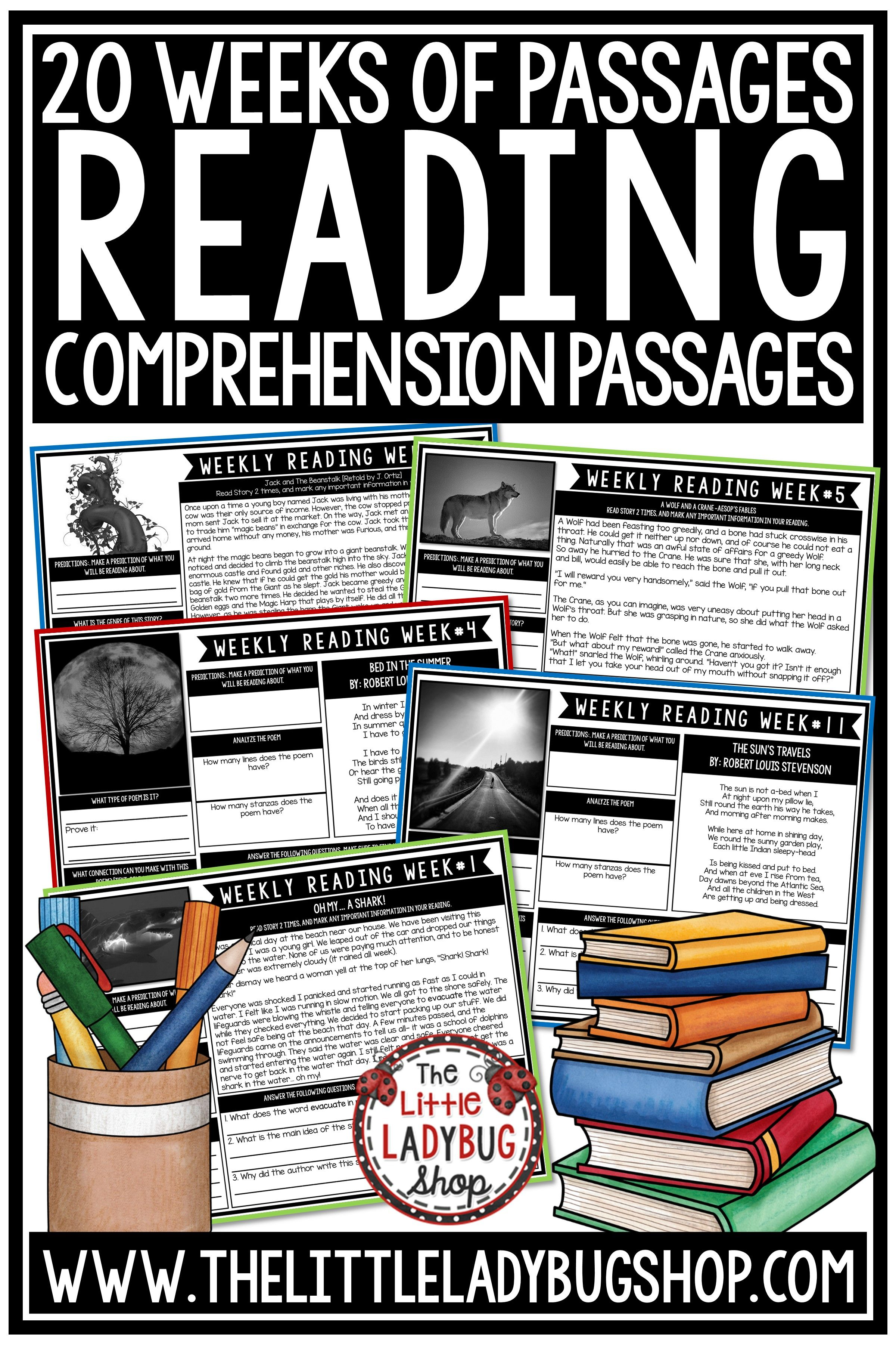 Distance Learning 3rd Grade Reading Comprehension Passages Questions 4th Grade Reading Comprehension Passages Reading Comprehension Comprehension Passage [ 3600 x 2400 Pixel ]