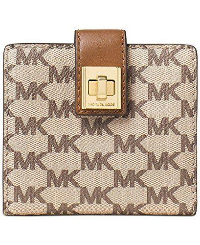 da8f56840a28 MICHAEL Michael Kors Natalie Medium Wallet