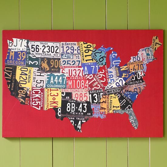 The Land of Nod | State of the Art Wall Art in Maps & Places Wall ...