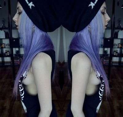 #pastel #beanie #purple
