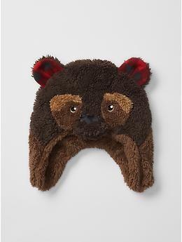 2029f337a2b Pro Fleece bear hat