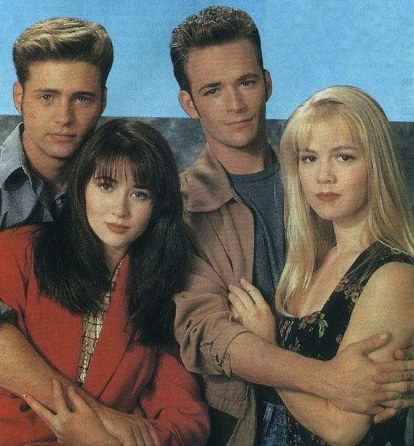 90210 why leave did brenda Things You