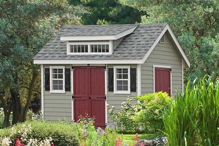 Amish Storage Sheds And Backyard Barns