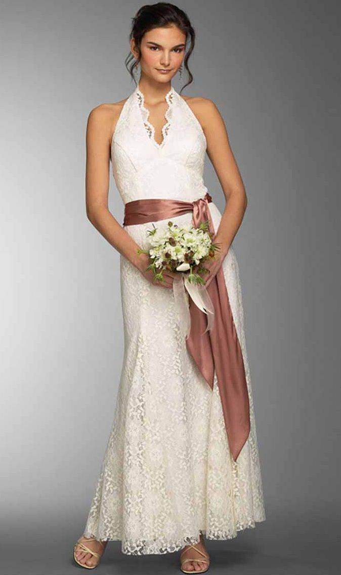 An Informal Affair to Remember - Casual Wedding Dresses   Casual ...