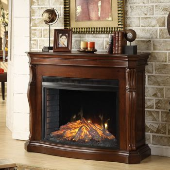 muskoka mantle costco burnished pin tuscan fireplaces electric fireplace cherry