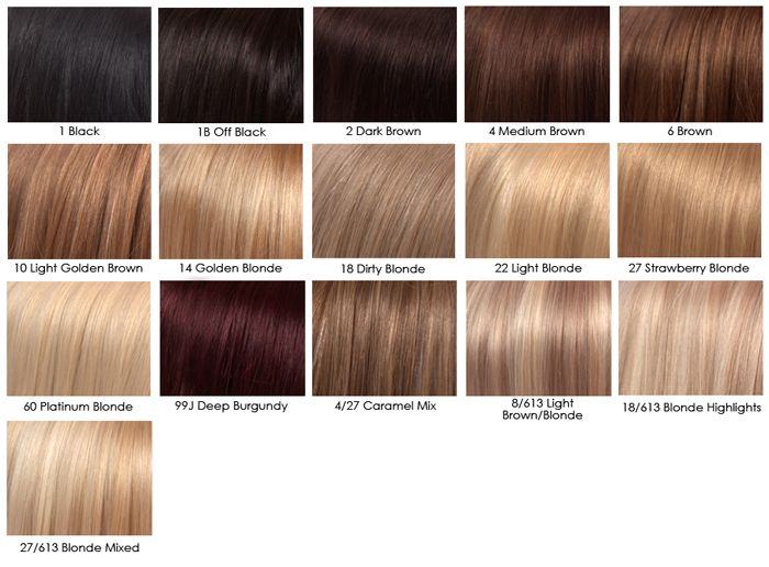 Blonde Hair Color Chart Jpg 700 215 516 Hair Colors Ideals