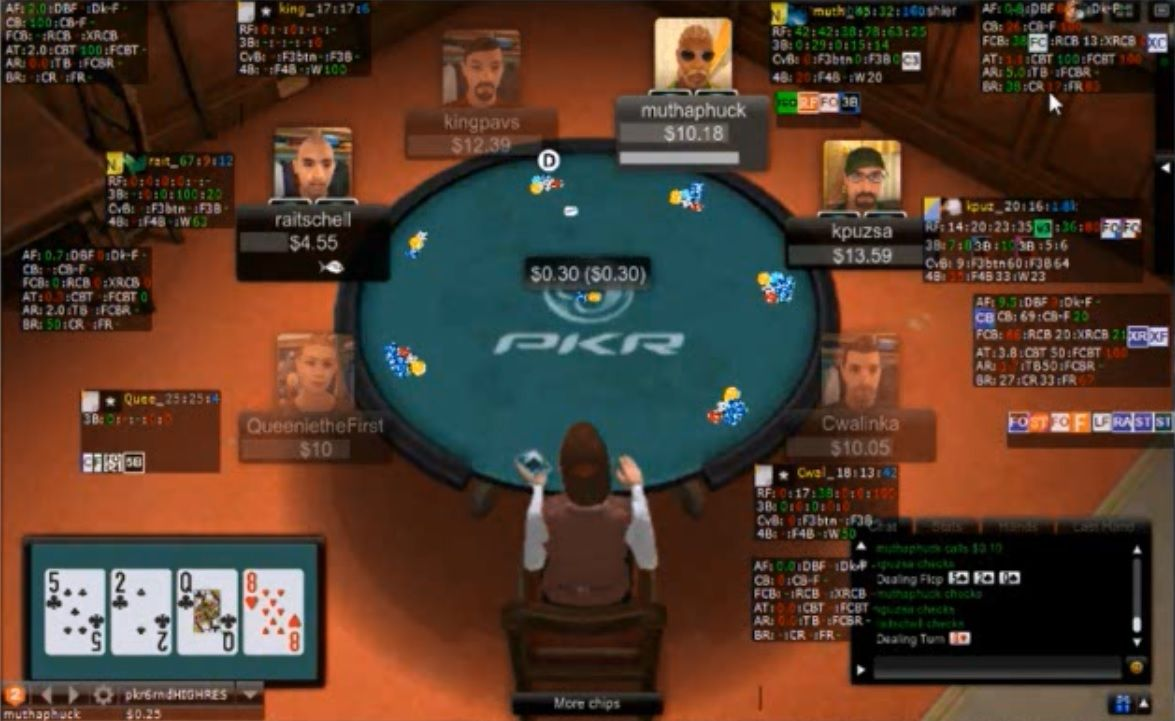 Online poker lessons video sac a dos avec roulette