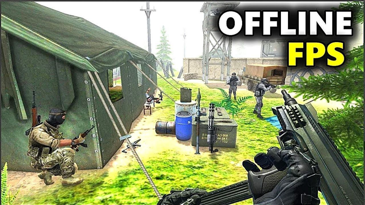Top 10 Offline FPS Games for Android [GameZone] Fps