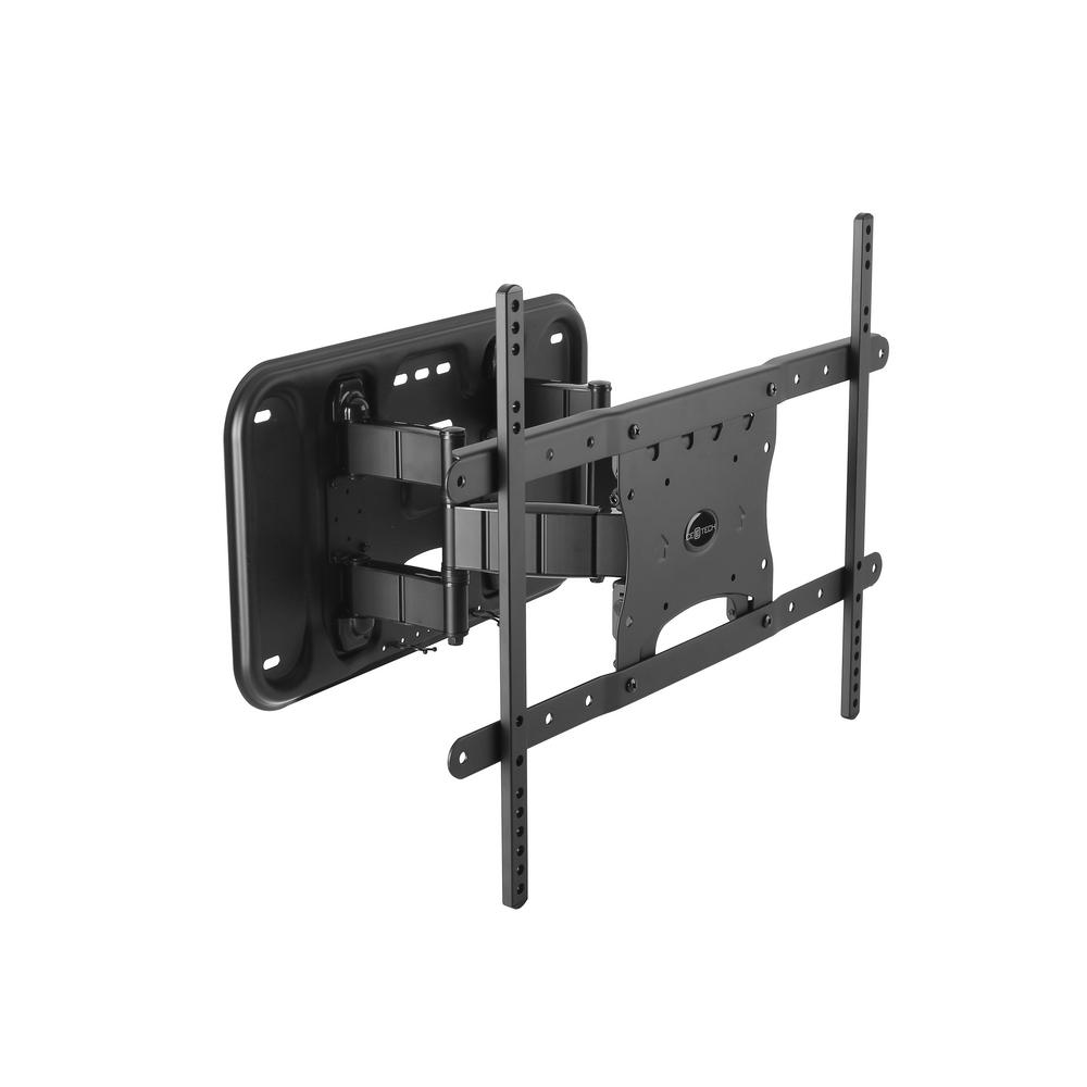 ce tech full motion wall mount for 26 in 90 in flat on tv wall mounts id=43306