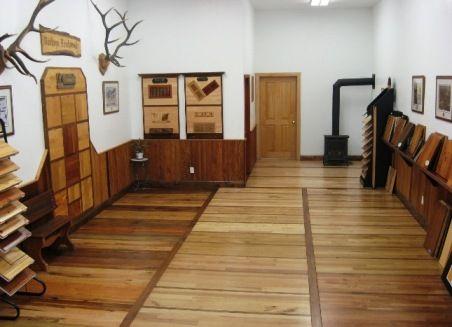 Buckeye Hardwoods Showroom North Of Missoula And South Of Arlee Also Located In Belgrade Mt Bozeman Tel 406 Hardwood Lumber California Bungalow Hardwood