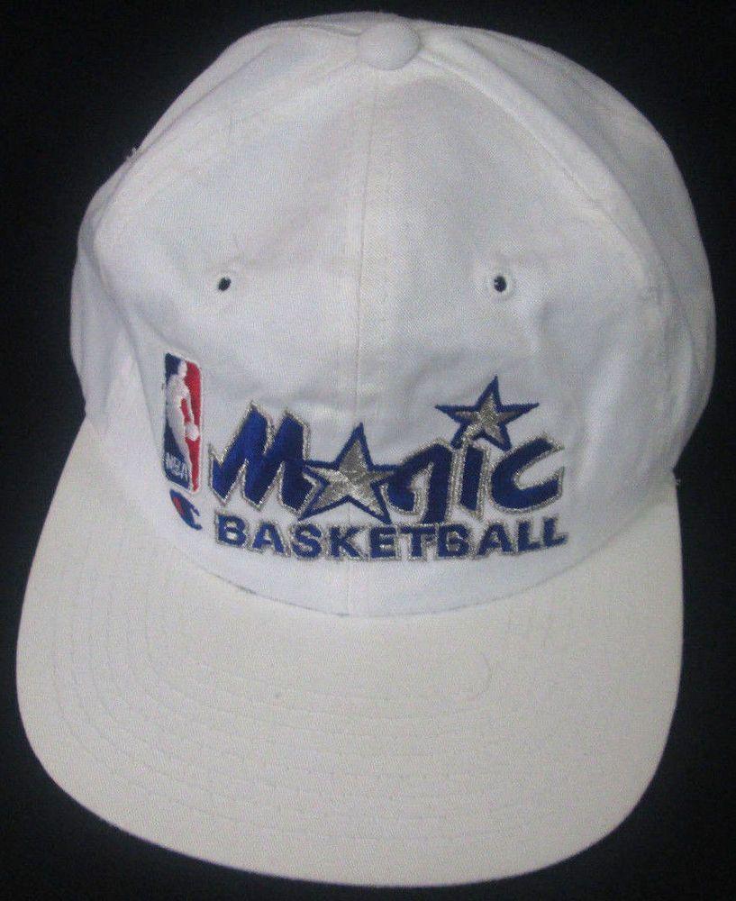 sale retailer 64c64 6d9d4 ... discount code for orlando magic nba logo basketball mens snapback  baseball hat white champion cap champion