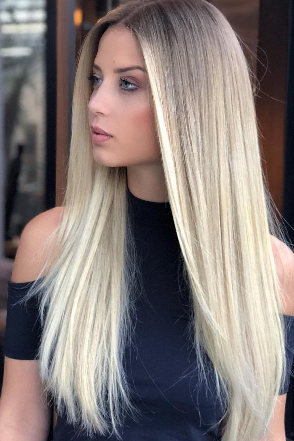 60 Ultra Flirty Blonde Hairstyles You Have To Try Hair Styles Long Hair Styles Straight Hairstyles