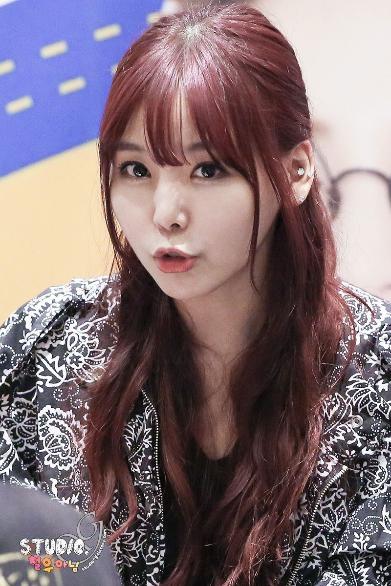 Oh Hye rin aka Raina After School Orange Caramel