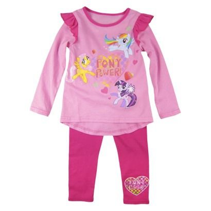 My Little Pony Cutie Power Toddler Girl Dress New 3T