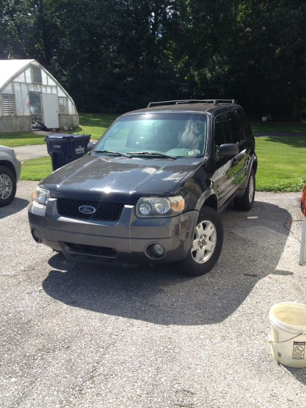 2005 Ford Escape Xlt 4wd For Sale In Lebanon Pa Ford Escape Xlt