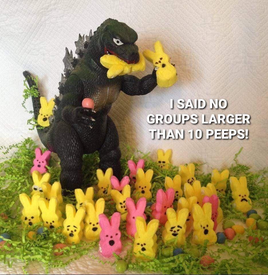 Happy Easter Meme Coronavirus