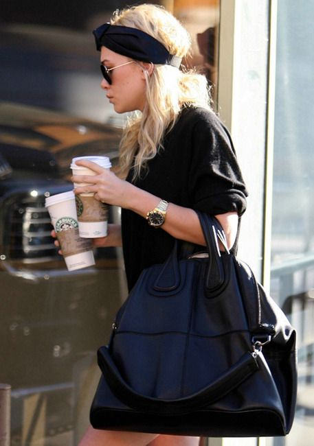 274546f96349 ... Celebrities with Givenchy Bags - Page 13 - PurseForum ...