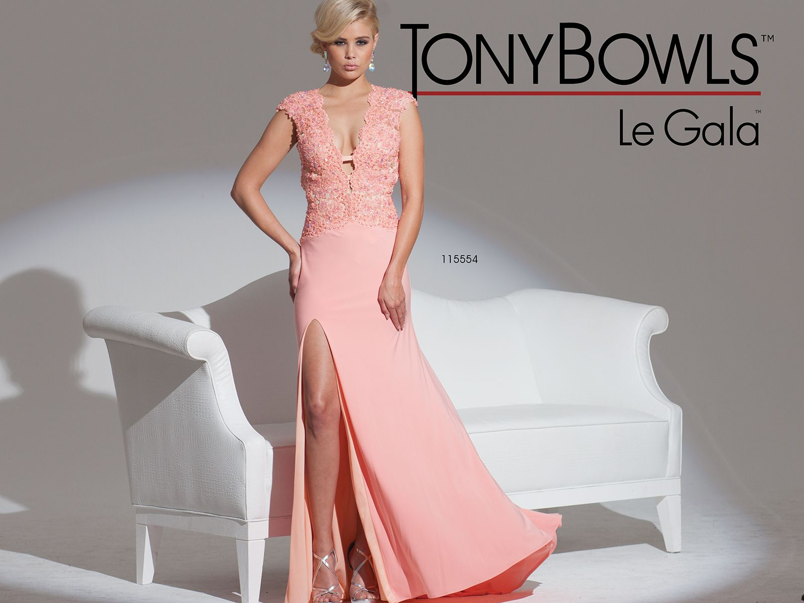 Tony Bowls Le Gala » Style No. 115554 » Tony Bowls | Pageant Season ...