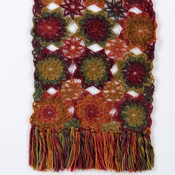 Crochet Rory Shawl   Red Heart   SHAWLS & WRAPS   Pinterest