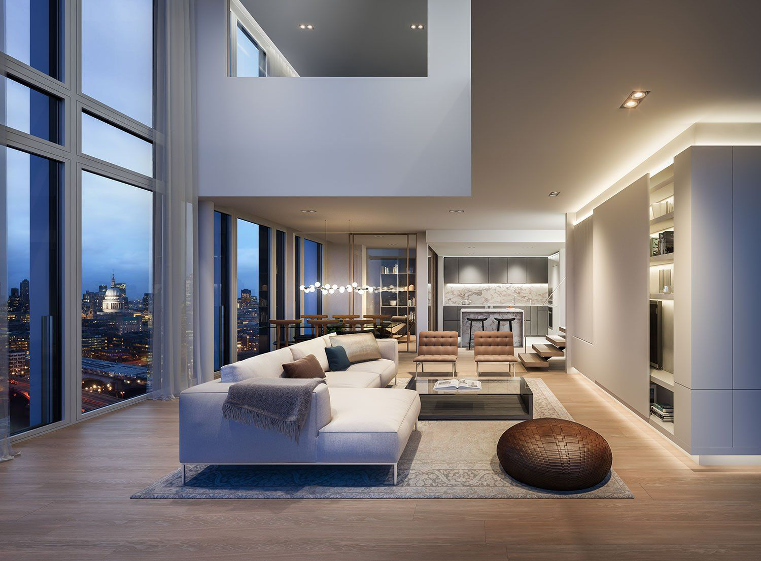 10 Breathtakingly Luxurious Apartments Where The World S Richest People Live In 2020 Luxury Apartments Home Sale House #rich #people #living #room