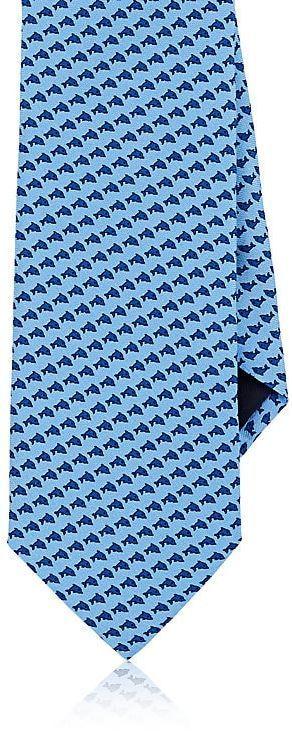 Hommes Dauphin Soie Imprimé Twill Barneys Cravate New York pVHnO9SxFx
