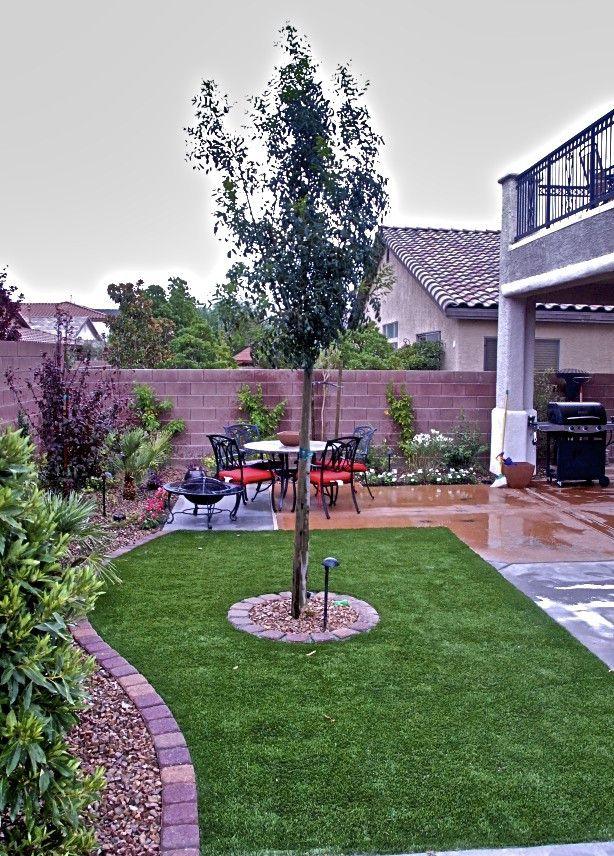 Las Vegas Backyard Landscaping 2021 in 2020   Backyard ...