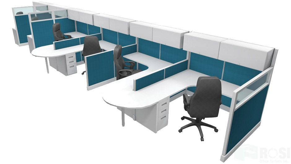Pin By Qjt Company On Cubicle And Workstation Layouts Design