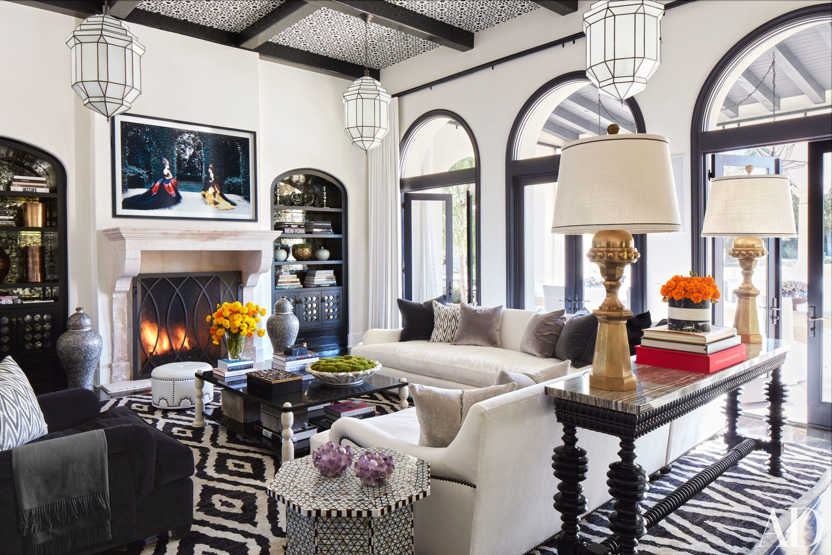 Khloé and Kourtney Kardashian Realize Their Dream Homes in ...