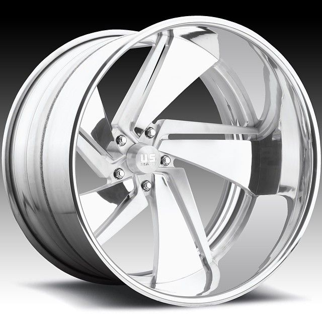 Deep Dish Wheel Wheel Rims Custom Wheels Cars Chrome Wheels