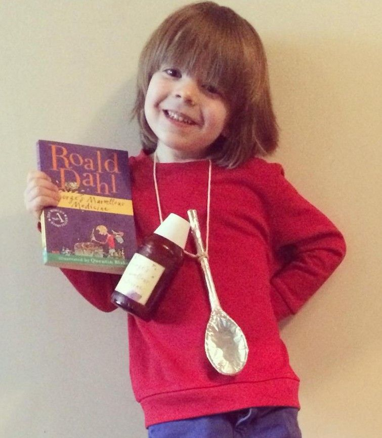 1069359101518761284313621325241163n roald dahl pinterest easy world book day costumes instructions tutorials simple world book day costumes for kids adults thursday march is world book day solutioingenieria Images