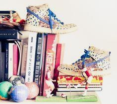 """In total, I now hav     ""In total, I now have three pairs of the Liberty x Nike collaboration.""  www.thecoveteur.c..."