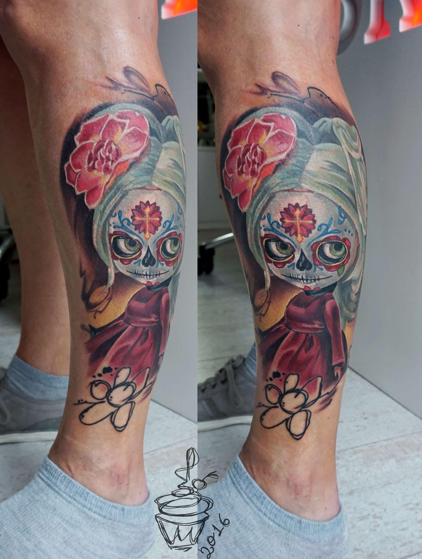 Darya Pirojenko #tattoo #tattoos #ink #colortattoo #pirojenko_tattoo ...