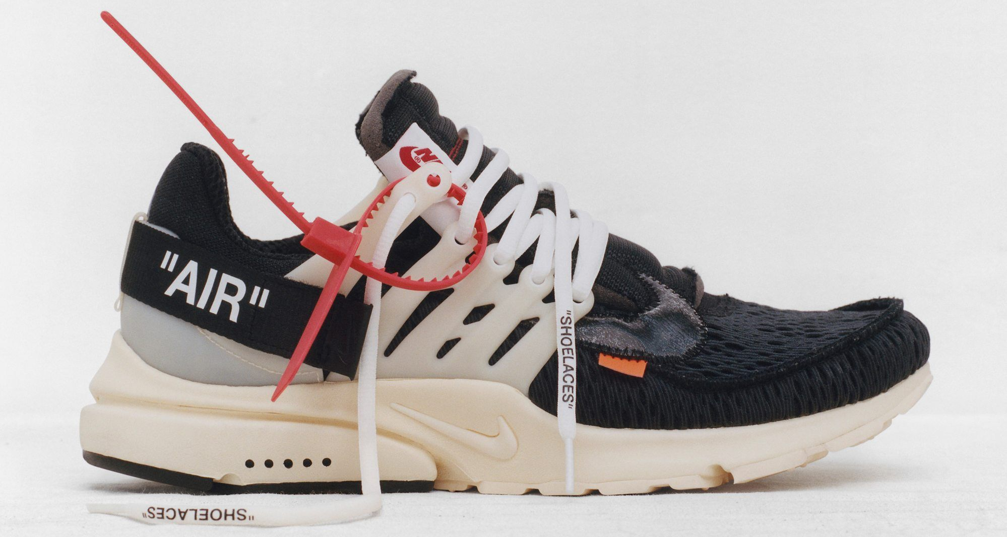 official photos 81dbd e2b73 Off-White x Nike Air Presto