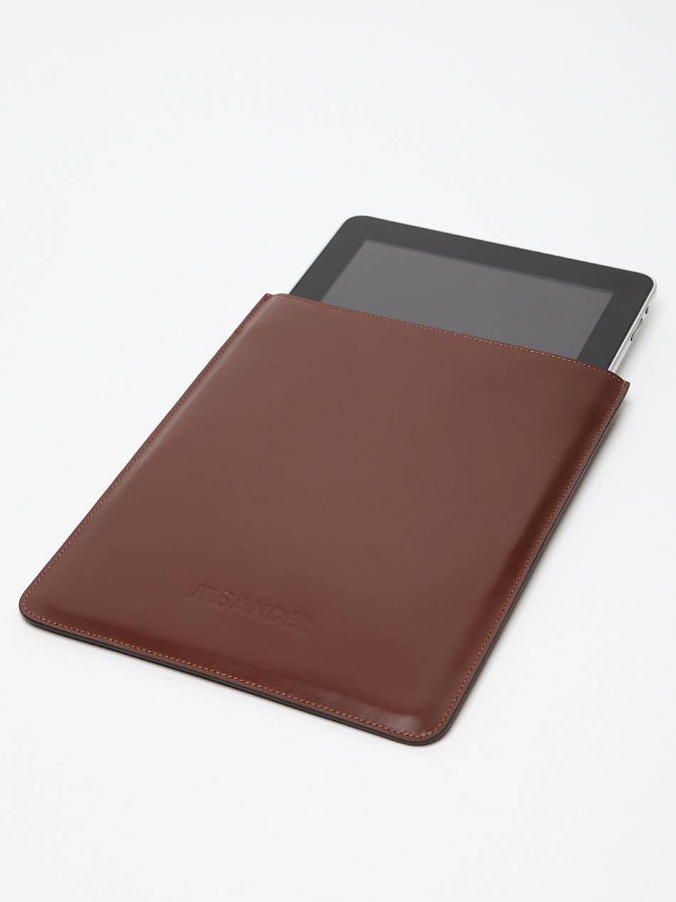 Jil Sander Men's iPad holder for autumn/winter '11