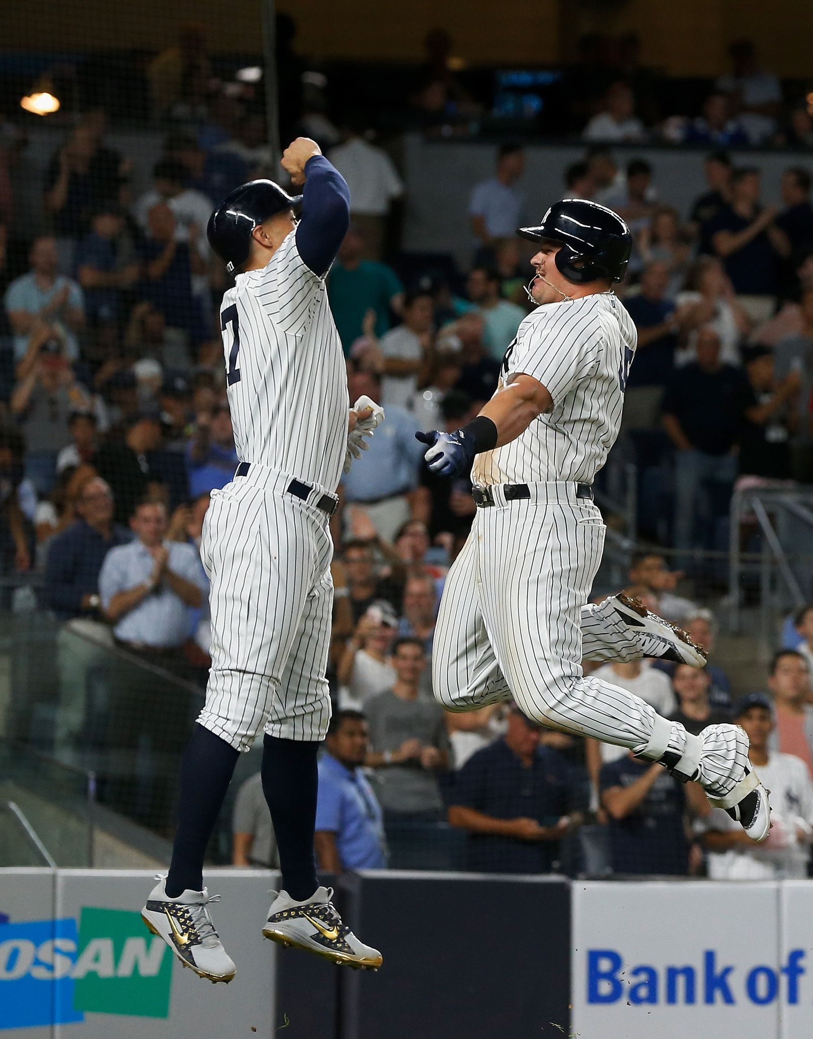 Luke Voit Always Knew He Could Hit Now Everyone Else Does Too New York Yankees Ny Yankees Yankees