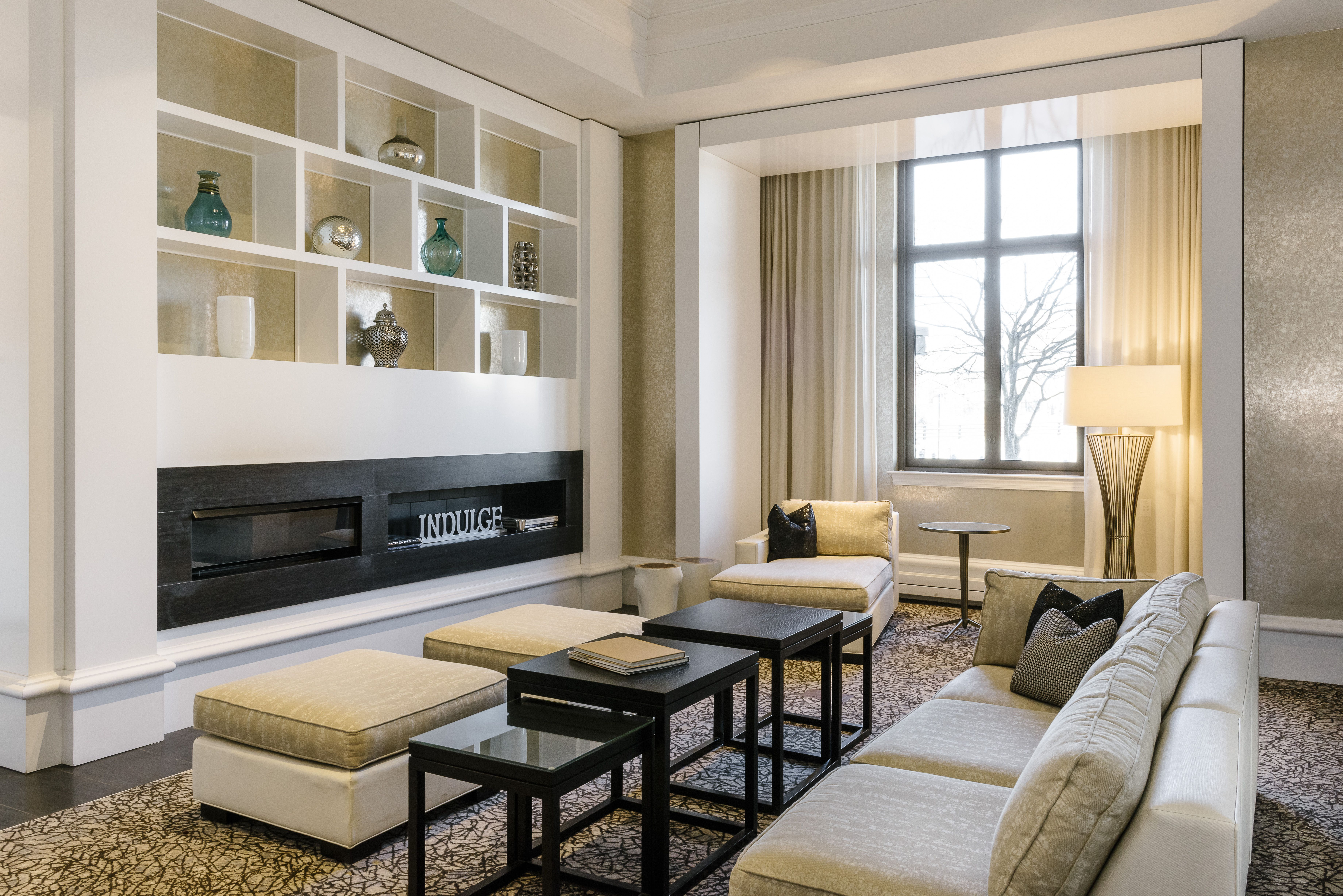 Renaissance Providence Designed By New York Based Boutique Interior Design Firm Krause Sawyer