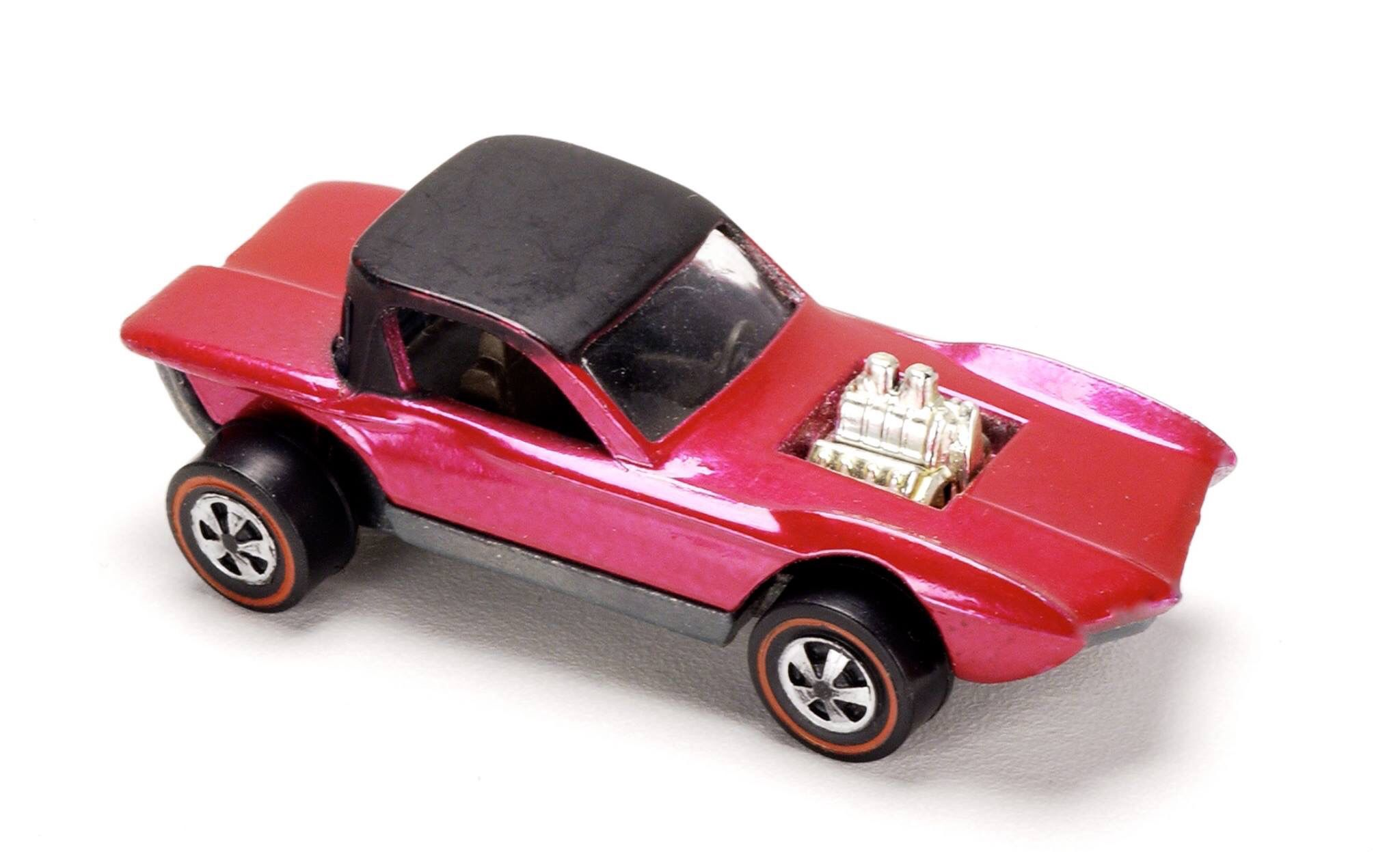 Hot Wheels Python 68 Rare Pink Hot Wheels Diecast Toy Vintage Toys