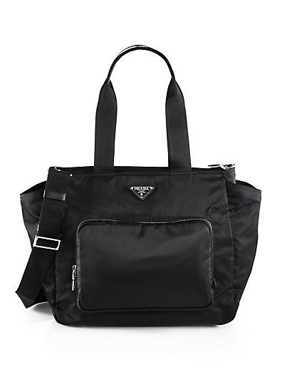 Prada Nylon Diaper Bag