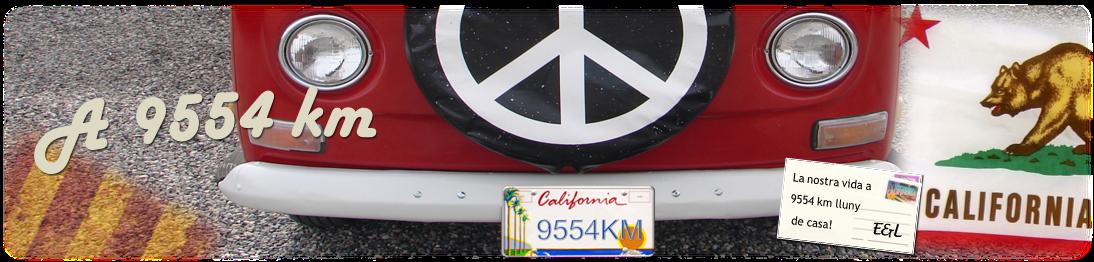 A 9554 km lluny de casa