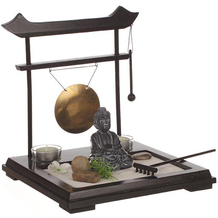 déco jardin zen miniature | jardin zen | Pinterest | Jardin zen ...