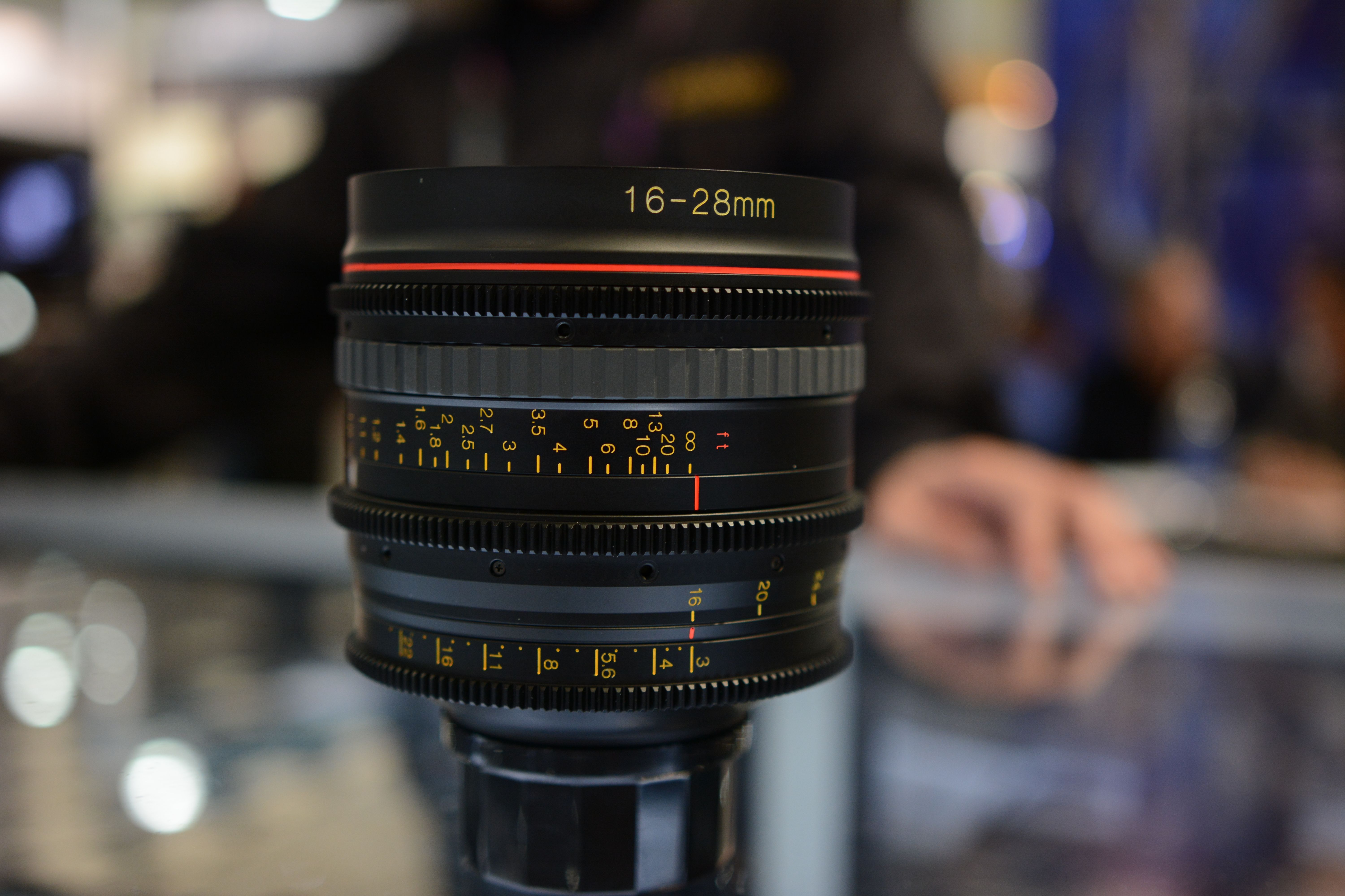 Tokina Is Rehousing Their 11 16 F2 8 Into A Cine Style Housing Can T Wait This Is Supposed To Be One Of The Best Fast Wide An Wide Angle Lens Wide Angle Best