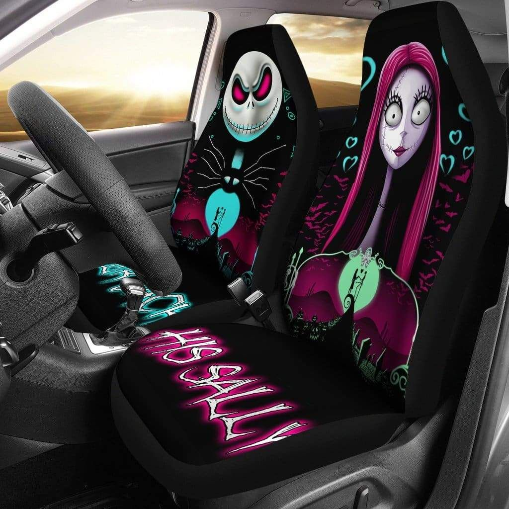 Nightmare Before Christmas Car Seat Covers in 2018 | Halloween ...