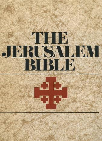 the jerusalem bible