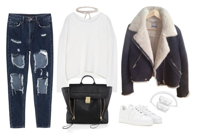 """""""Untitled #182"""" by lovelymegan ❤ liked on Polyvore featuring Humble Chic, Helmut Lang, 3.1 Phillip Lim and Loro Piana"""