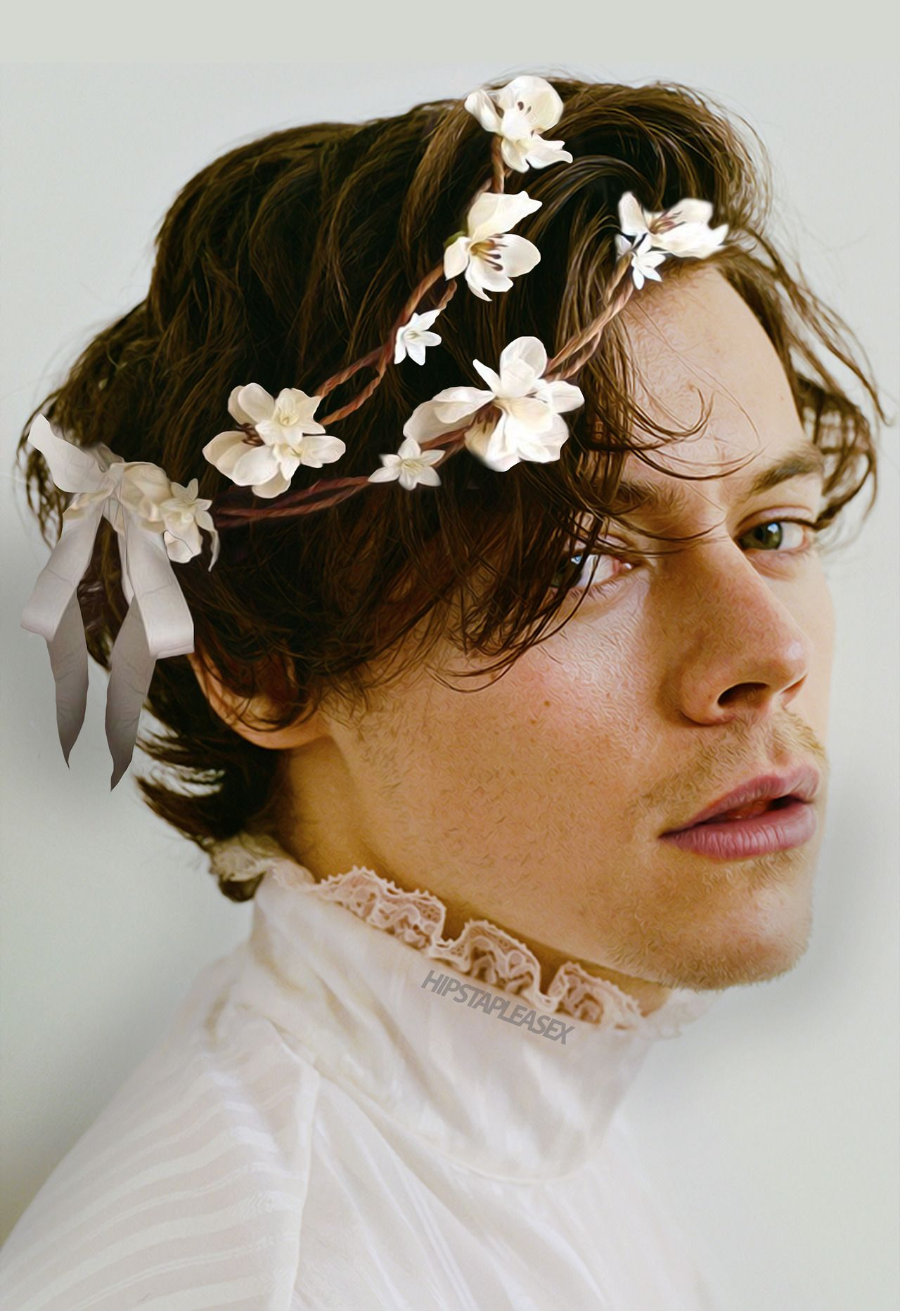 Bellustyles king styles flower crown styles harry styles bellustyles king styles flower crown styles izmirmasajfo